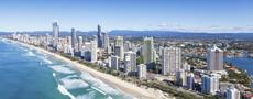黄金海岸, 澳大利亚